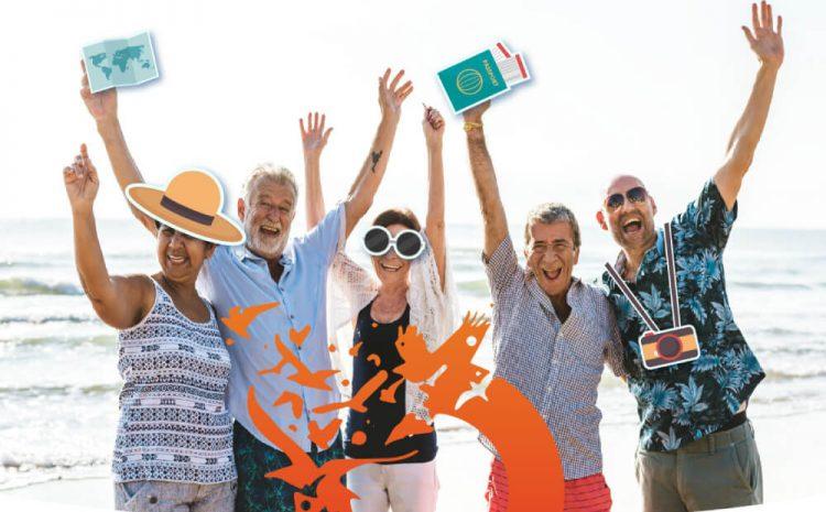 Freebird Club, la aplicación de viajes para adultos mayores